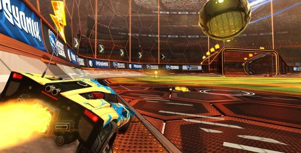 Rocket League (c) Pysonix & Epic Games