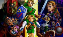 The Legend of Zelda: Ocarina of Time - (C) Nintendo