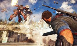 Just Cause 3 - (C) Avalanche Studios