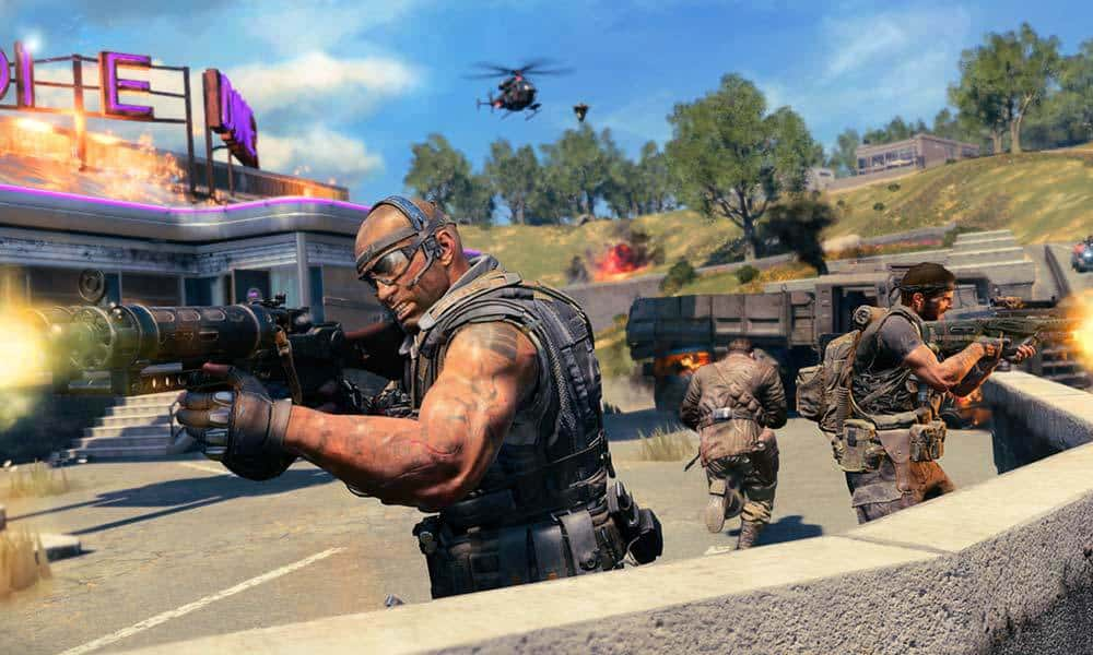 Call of Duty Black Ops 4 - (C) Activision