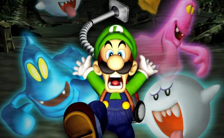 Luigis Mansion 3 - (C) Nintendo