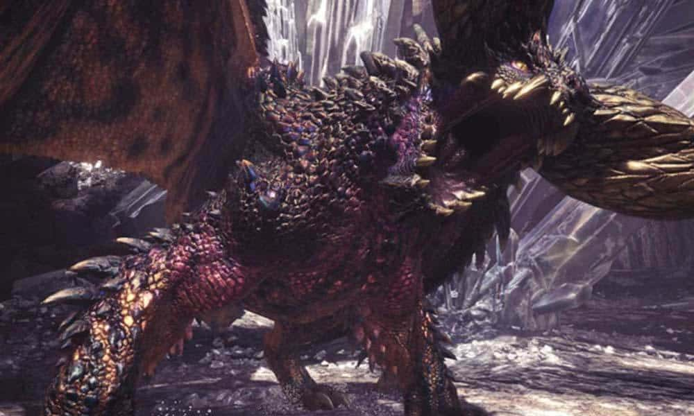 Monster Hunter World - (C) Capcom