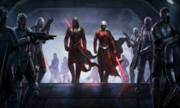 Star Wars: Knights of the Old Republic (C) EA, BioWare