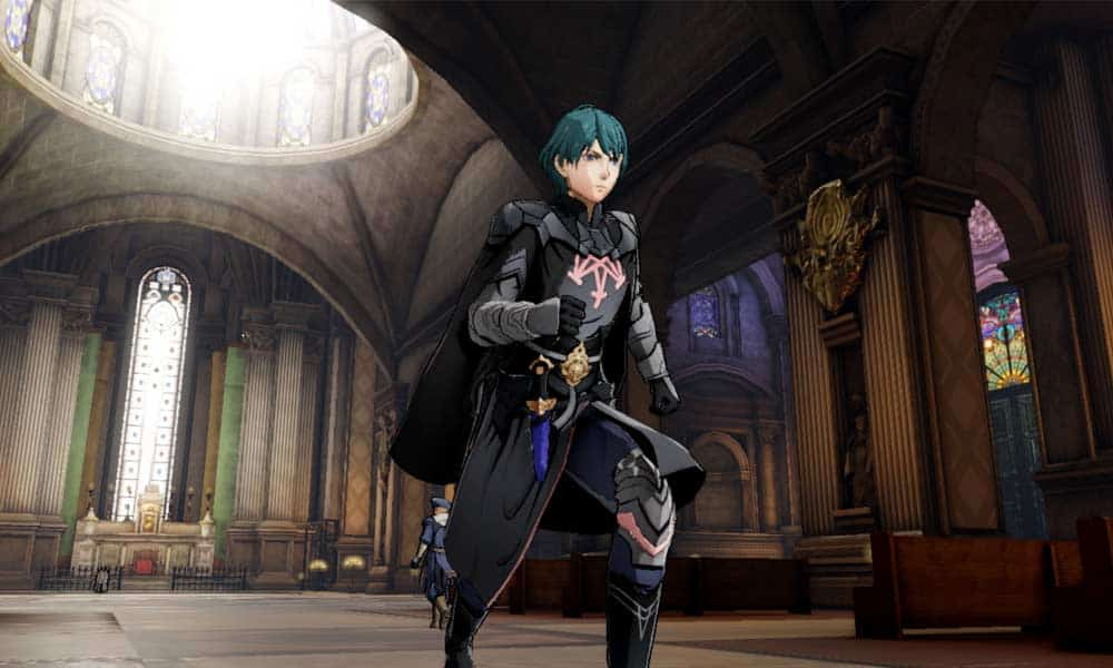 Fire Emblem: Three Houses - (C) Nintendo