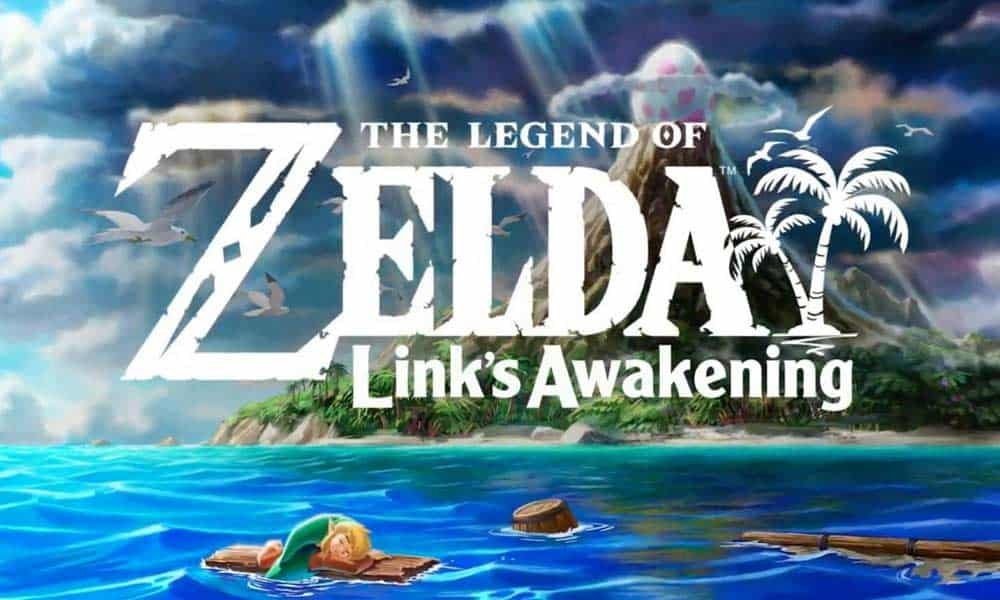 The Legend of Zelda: Link's Awakening - (C) Nintendo
