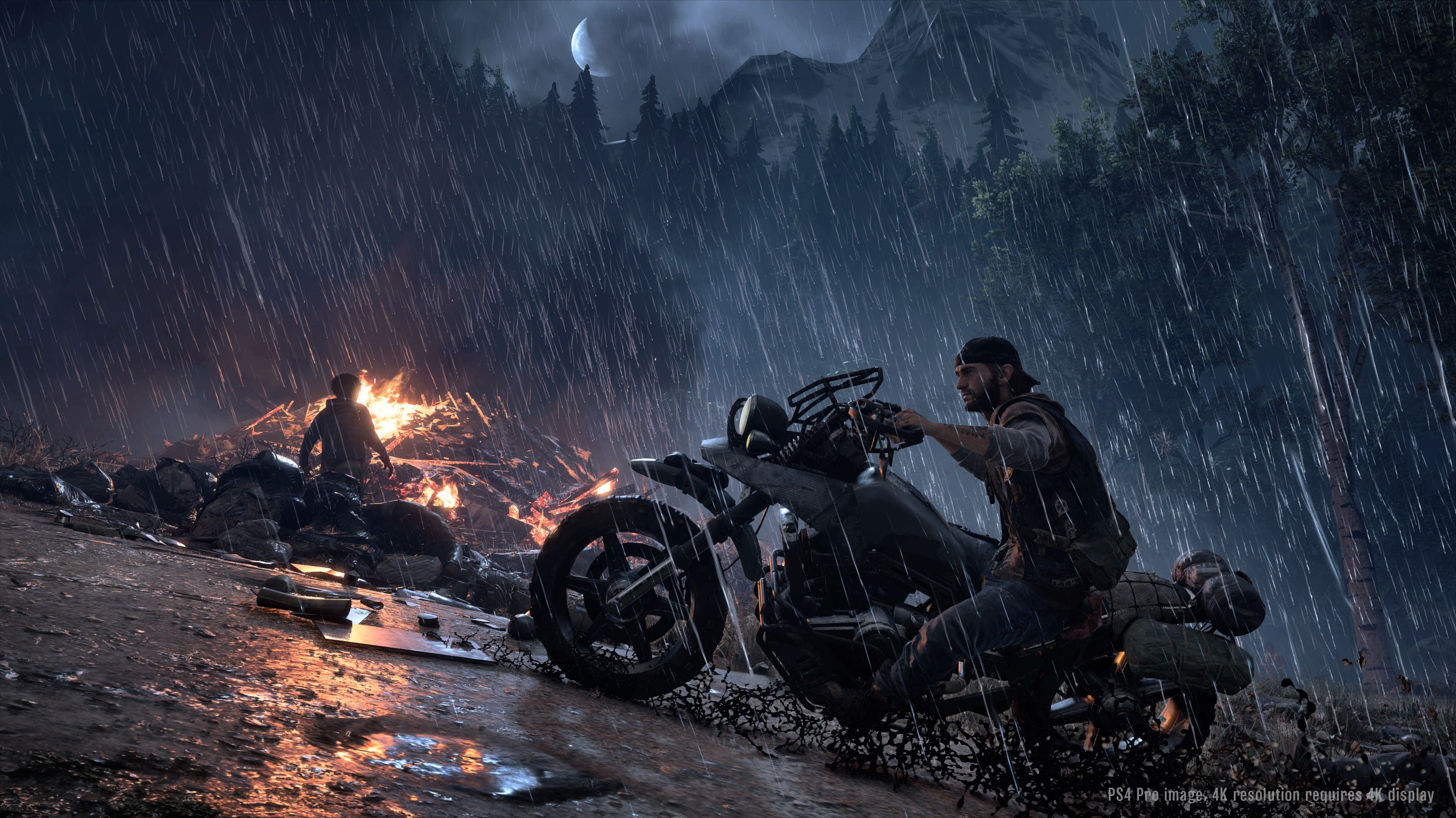 Days Gone - (C) Sony