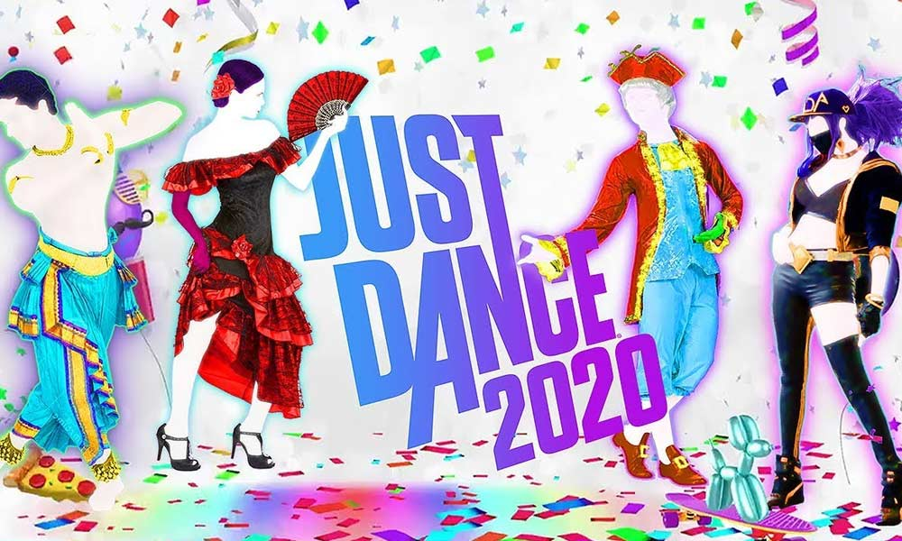 Just Dance 2020 - (C) Ubisoft