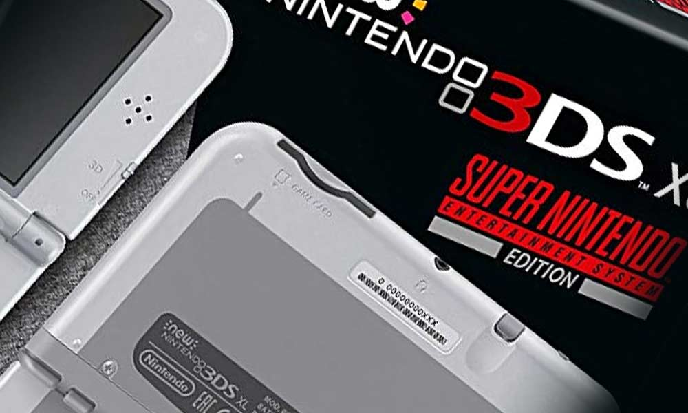 3DS - SNES Edition