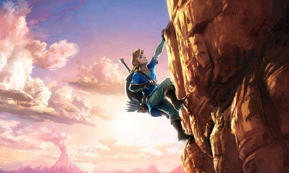 The Legend of Zelda: Breath of the Wild - (C) Nintendo