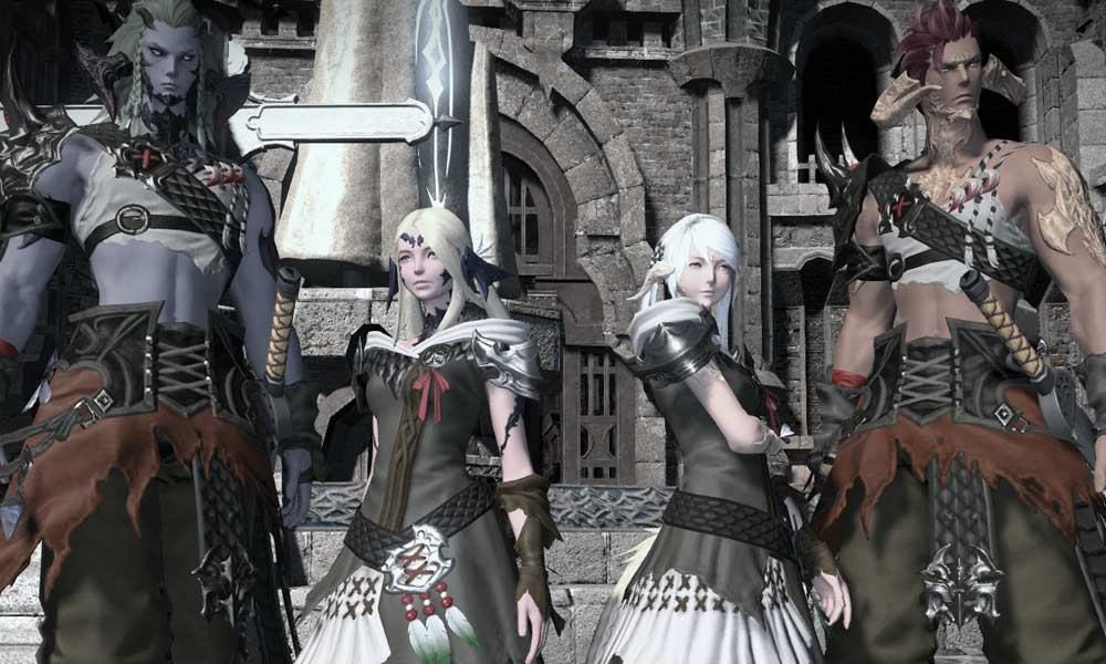 FINAL FANTASY XIV Online - (C) Square Enix
