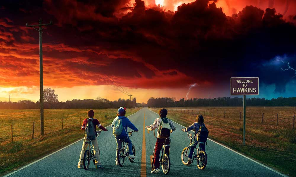 Stranger Things - (C) NETFLIX