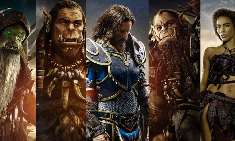 Warcraft: The Beginning - (C) Legandary Pictures, Universal Pictures
