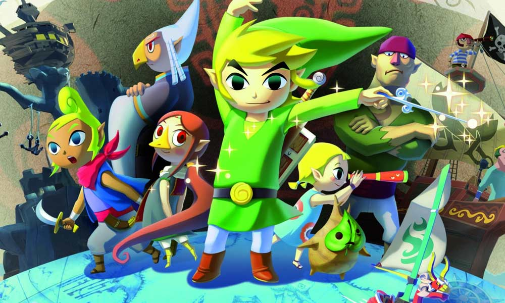 The Legend of Zelda: The Wind Waker - (C) Nintendo