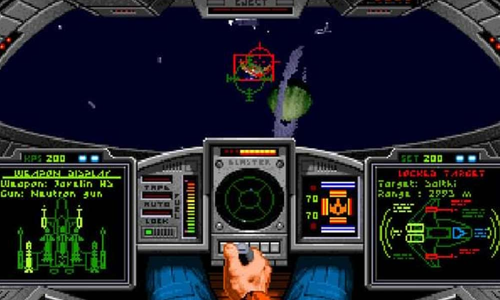 Wing Commander - (C) Origin Systems, Electronic Arts