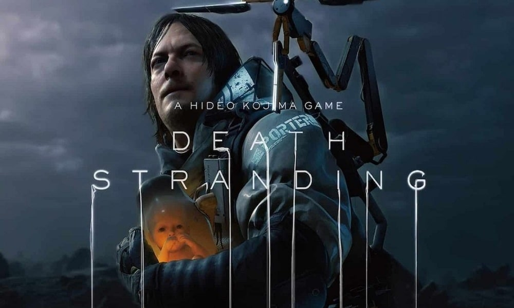 Death Stranding - (C) Kojima Productions