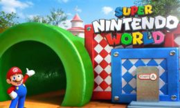 Super Nintendo World - (C) Universal Studios