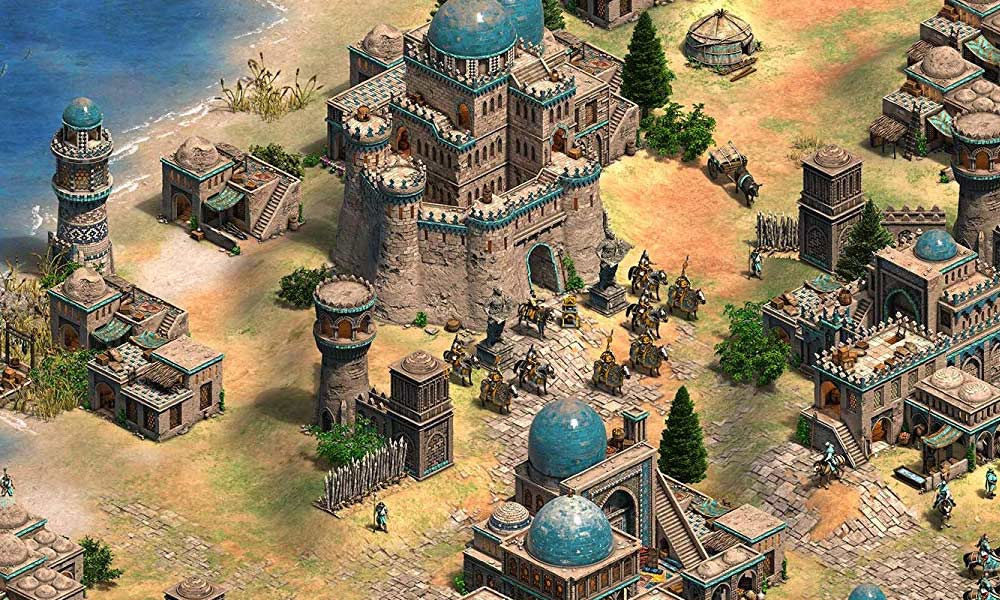 Age of Empires 2 Definitve Edition - (C) Microsoft