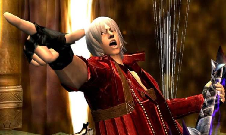 Devil May Cry 3 - (C) Capcom