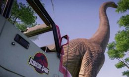 Jurassic World Evolution: Return to Jurassic Park - (C) Frontier