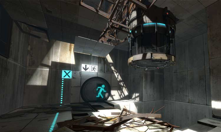Portal 2 - (C) Valve