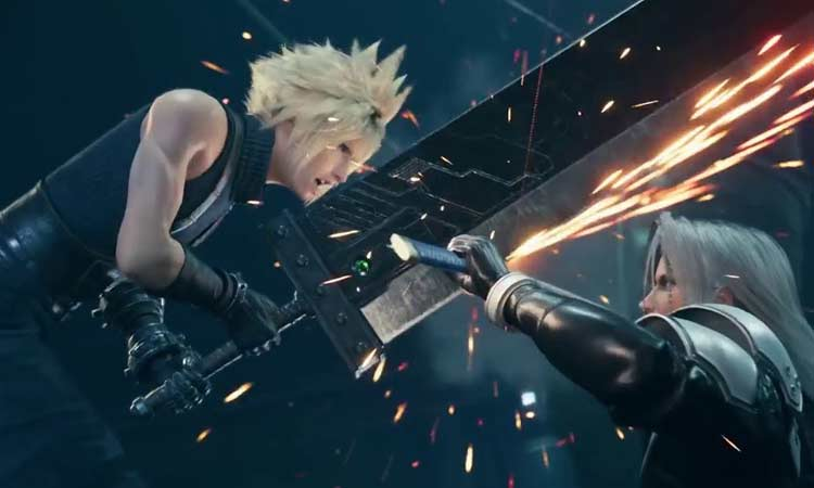 Final Fantasy 7 Remake - (C) Square Enix