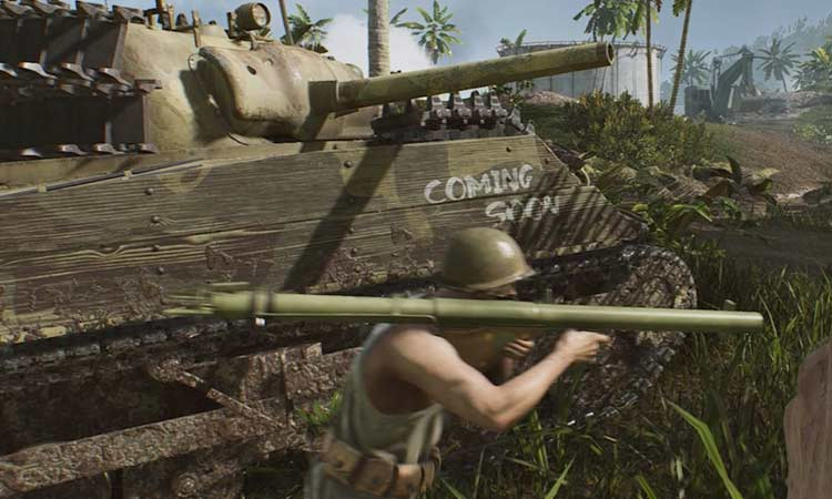 Coming Soon-Tank-Skin in Battlefield 5