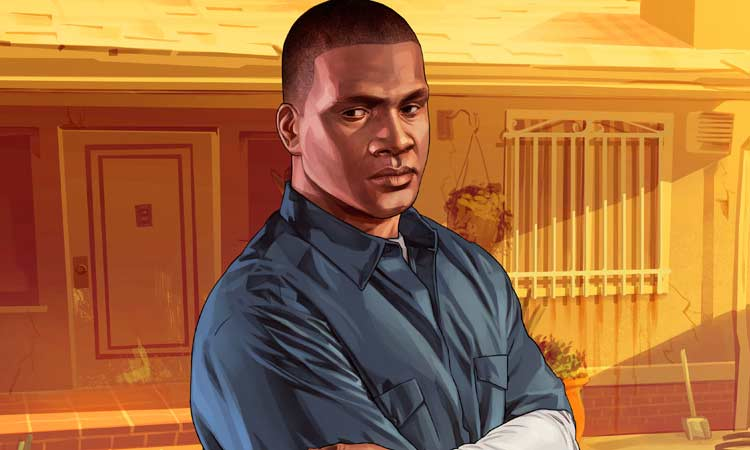 Franklin in GTA 5 - (C) Rockstar