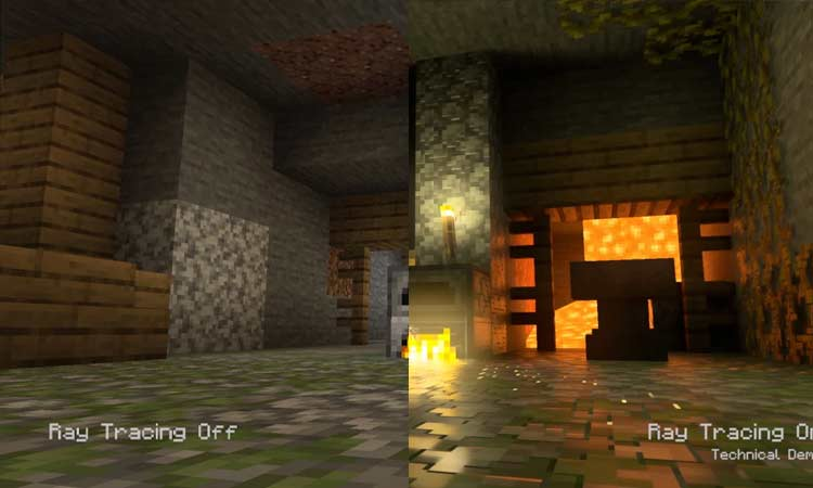 Ray Tracing On/Off
