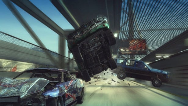 Burnout Paradise ©Electronic Arts Inc.
