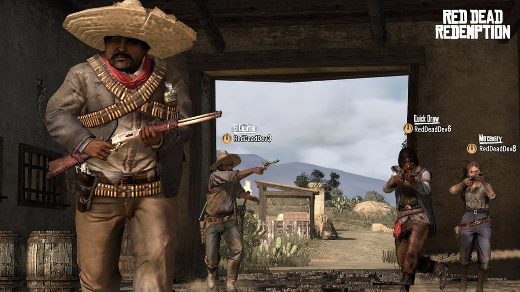 Red Dead Redemption ©Rockstar Games