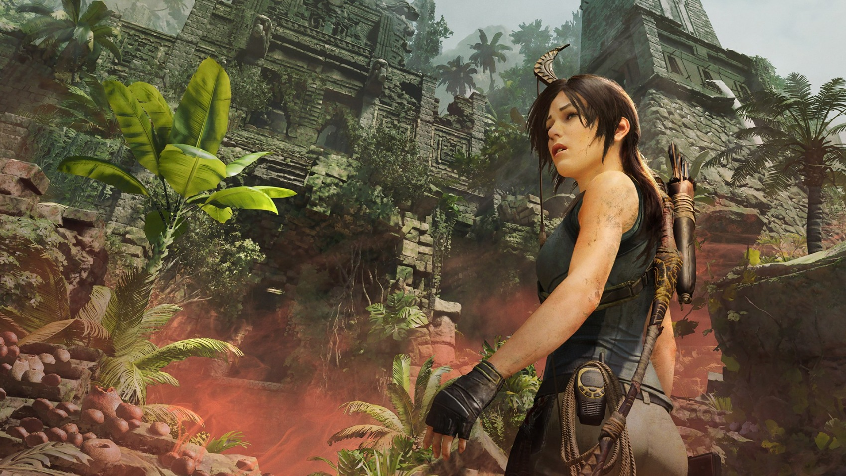 Shadow of the Tomb Raider - 2018