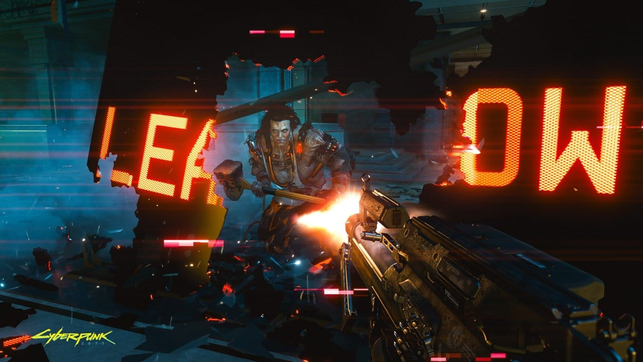 Cyberpunk 2077 - Screenshot - (C) CD Projekt Red