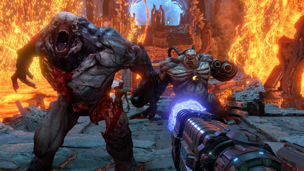 Doom Eternal war ein solider Titel von id Software!