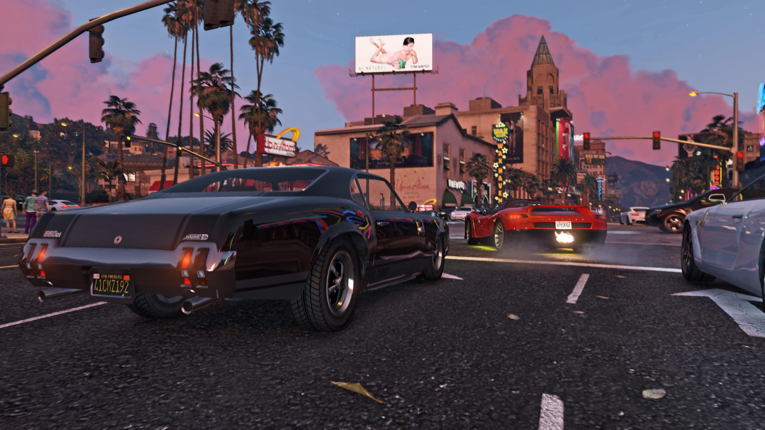 GTA 5 - Screenshot - (C) Rockstar Games