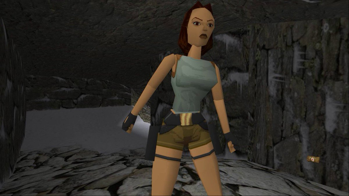 Lara Croft - 1996