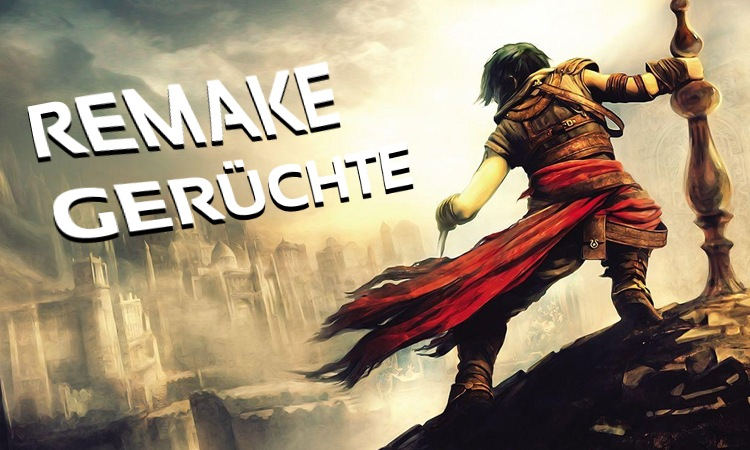 Prince of Persia: Remake-Gerüchte über The Sands of Time - (C) Ubisoft