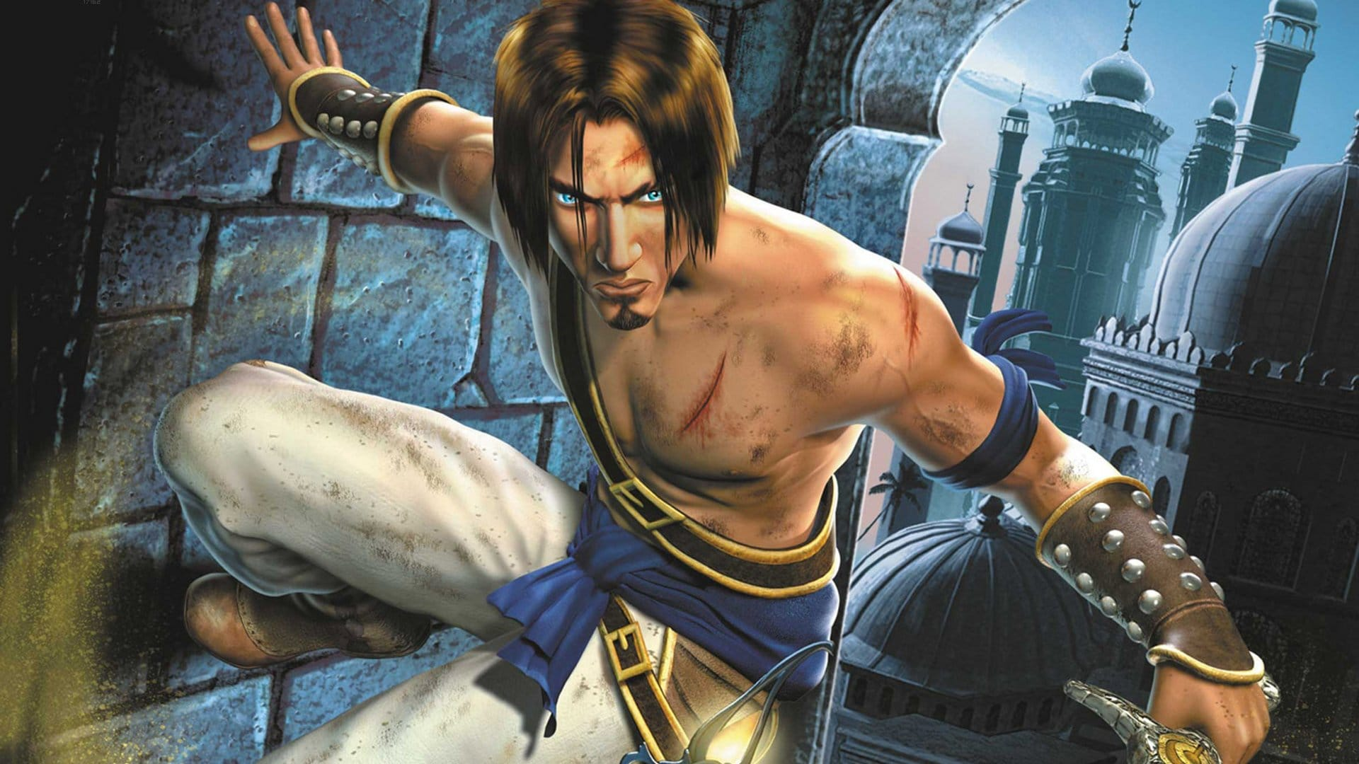 Prince Of Persia: The Sands Of Time - (C) Ubisoft