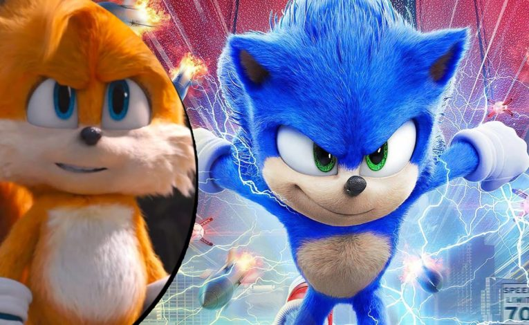 Sonic the Hedgehog - (C) Paramout Pictures