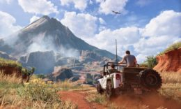 Uncharted 4 für die PlayStation 4 von Naughty Dog