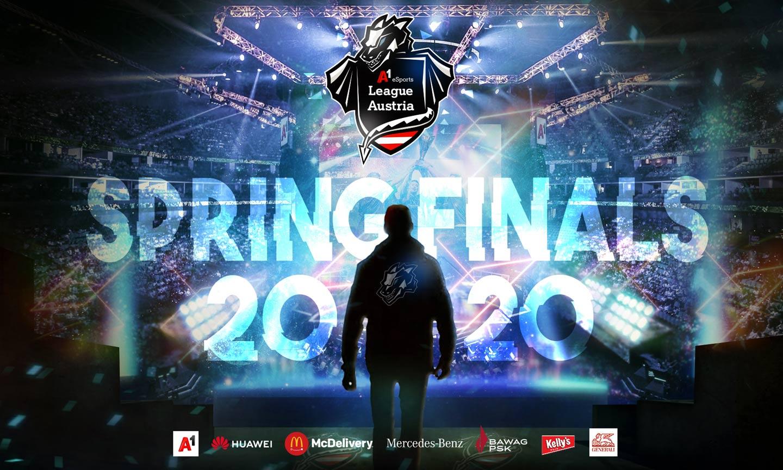 A1 eSports Spring Finals 2020