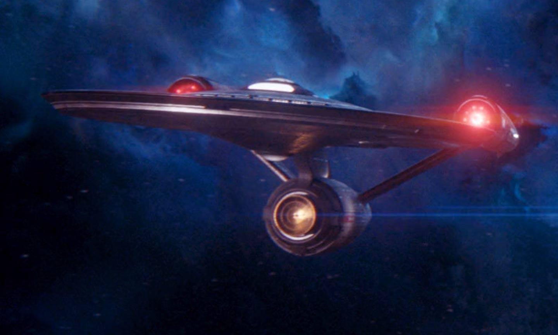 Enterprise in Star Trek: Discovery (Screenshot) - (C) CBS All Access