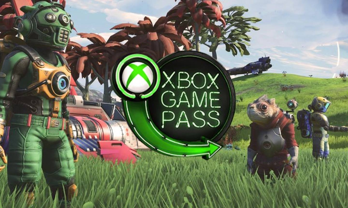 No Man's Sky im Juni 2020 für den Xbox Game Pass