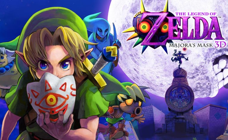 The Legend of Zelda: Majora's Mask 3D für die Nintendo 3DS