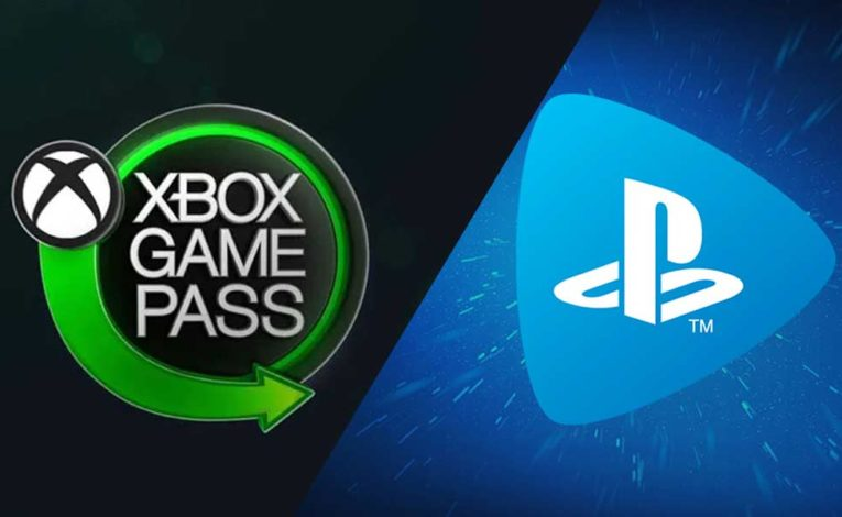Xbox Game Pass vs PlayStation Now - (C) Microsoft, Sony