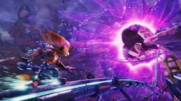 Ratchet and Clank: Rift Apart für die PS5. - (C) Insomniac Games