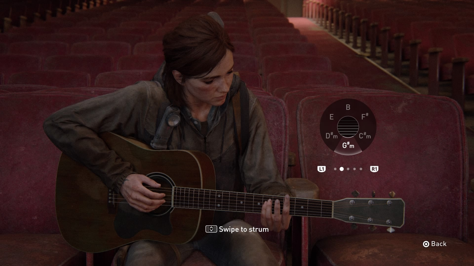 The Last of Us Part 2 - © Sony Interactive Entertainment