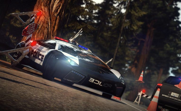 Need for Speed: Hot Pursuit - Remaster - (C) Criterion Games, EA