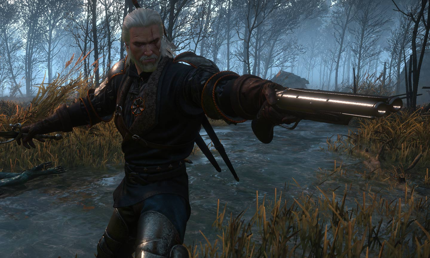 The Witcher 3: Wild Hunt - Firearms Mod für PC