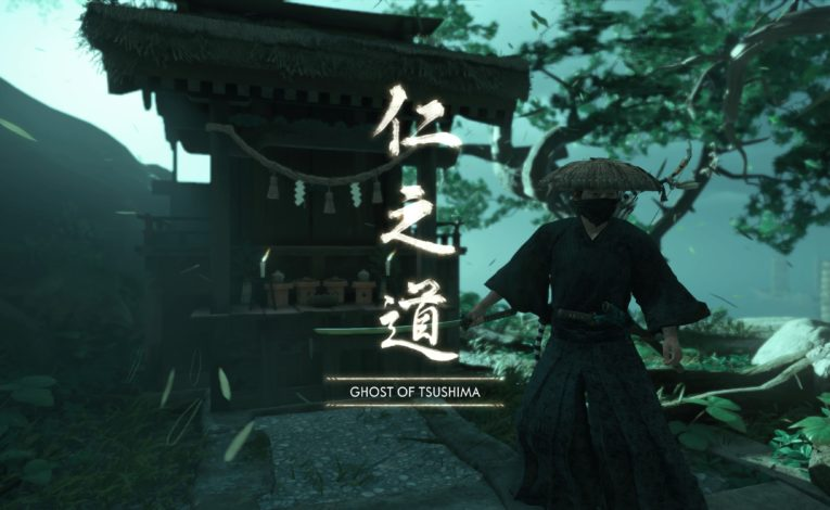 Ghost of Tsushima - (C) Sucker Punch