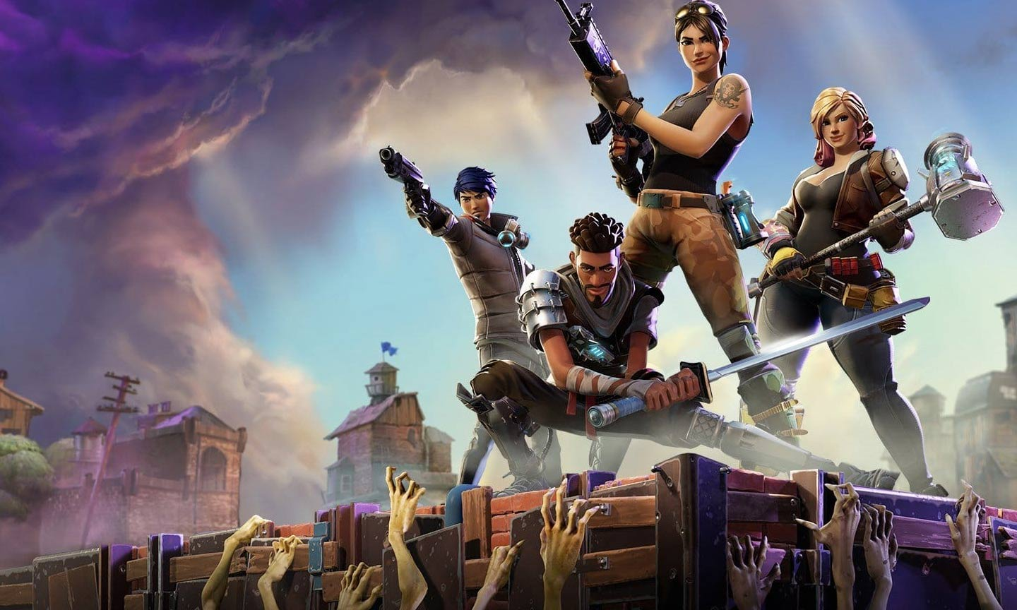 Fortnite: Save the World. Der Player vs. Enemies-Modus.
